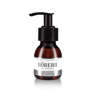 Nõberu Pre-Shave Öl Amber-Lime 60ml