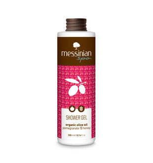 Messinian Spa Duschgel Pomegranate Honey
