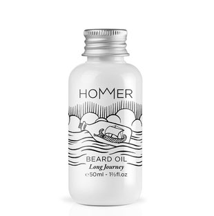 Bartöl HOMMER Long Journey 50ml
