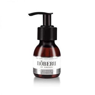 Noberu Pre Shave Öl Amber Lime