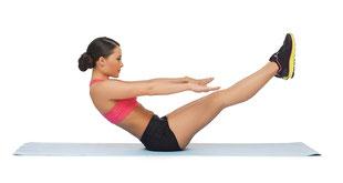 Körpertraining Pilates TRX Körpertraining Fitness