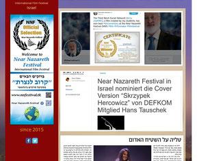 Near Nazareth Festival, Mino Lasido