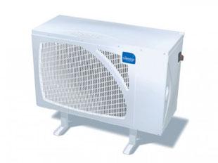 Leise Kühlmaschinen