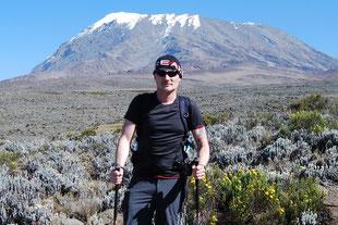 Kilimanjaro Trekking - Gavrilo Vucic
