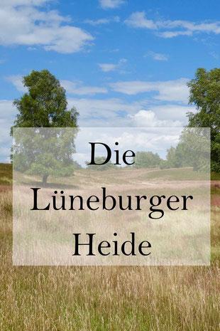 Sehenswürdikeiten in der Lüneburger Heide, wandern und radeln.