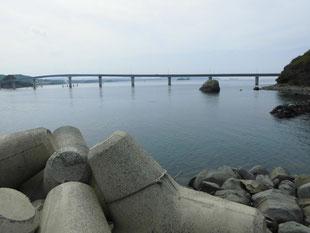 ショアジギングの釣り場 下関市 山陰・日本海側