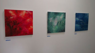elliottism Acrylmalerei Ausstellungen