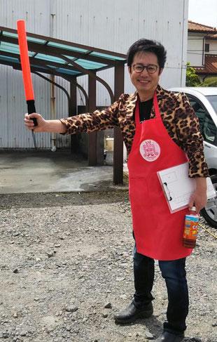 萬古焼陶芸家の熊本栄司先生