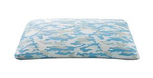 フラットカモ ブルー マニフレックスは、眠りのプロ 睡眠環境・寝具指導士がいるマニステージ福岡へ。