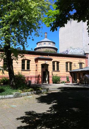 Museum Pankow Ausstellungshalle