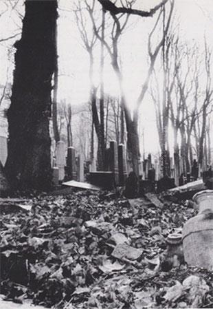 Jüdische Friedhof Schönhauser Allee