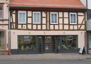 Augenoptik Zerger, Hauptstrasse 76