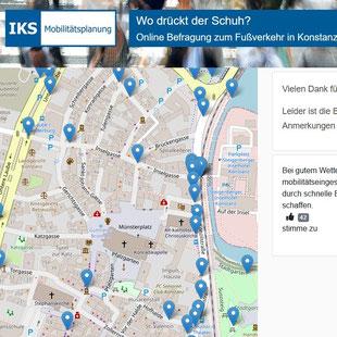 Online-Befragung Konstanz