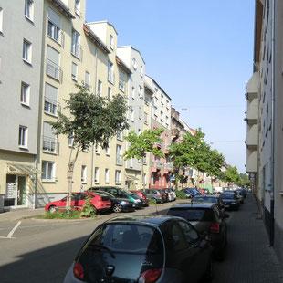 Parkraumkonzept Mannheim Neckarstadt West