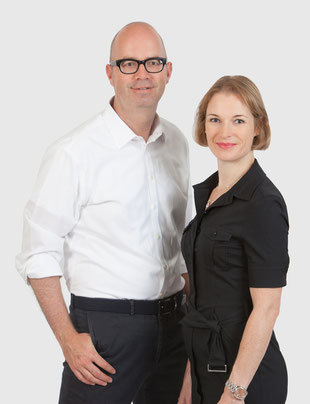 Business owners nourish me: Claudette Lucien and Olaf Hannemann