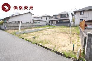 岡山県倉敷市笹沖の新築一戸建て分譲住宅の外観 物件詳細ページにリンク