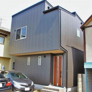 建築 施工例 岡山市の戸建て賃貸住宅の詳細情報ページへのリンク