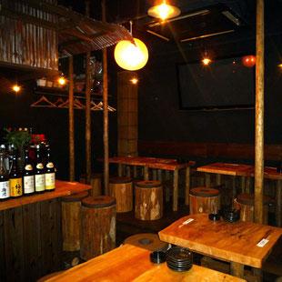 建築 施工例 岡山市の飲食店 台湾屋台風居酒屋 KiKiの詳細情報ページへのリンク
