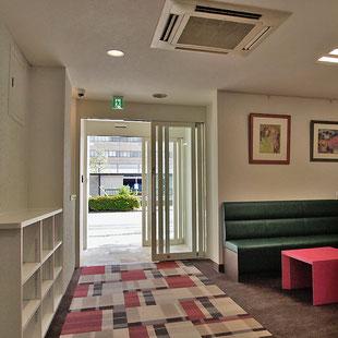 建築 施工例 岡山市の介護施設 ラ・ブランカ 大学病院前の詳細情報ページへのリンク