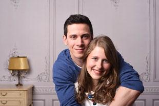 Melanie und Nikolas Lubbe