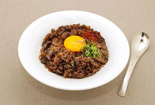 肉のいとう名物 仙台牛すき焼き煮丼