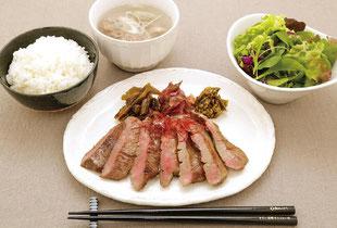 肉のいとう名物 熟成肉厚牛たん定食