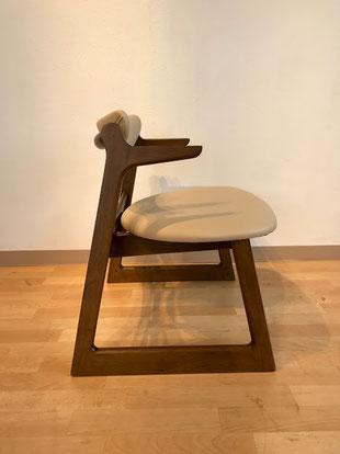 椅子 キャスパーチェア 東京デザインセンター 栃木県家具 鹿沼市 東京インテリア ショールーム