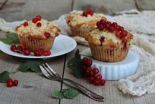 Ribisel-Streusel-Muffins