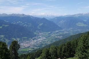 Talblick nach Brixen