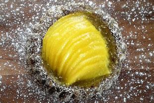 Mango-Tartelettes