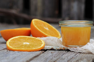 Orangenmarmealde