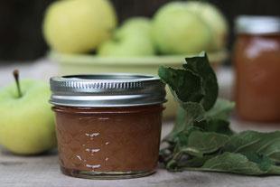 Apfel-Rhabarber-Marmelade