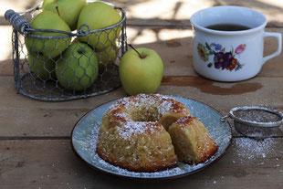 Apfel-Becher-Kuchen