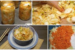 koreanischer Kimchi selbstgemacht