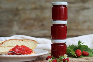 Erdbeer-Aperol-Marmelade