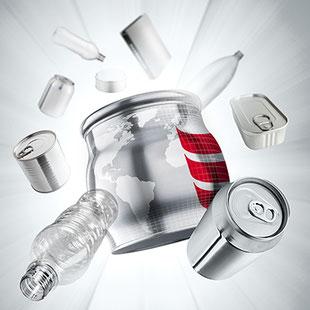 HUBER Packaging führender Hersteller von Metallverpackungen Weltmarktführer 5 Liter Bierfass