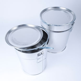 Metalleimer Hobbock HUBER Packaging