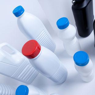 Plastic packaging HUBER Packaging