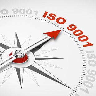 certificates ISO HUBER Packaging
