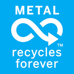 Recycling-Champion metal packaging HUBER Packaging