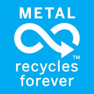 Recycling-Champion metal packaging HUBER Packaging