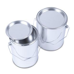 Metalleimer HUBER Packaging
