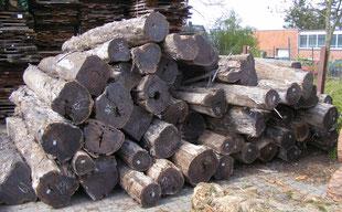 Ebenholz, Ebony, Cropp Holz, Lager Hamburg, Edelholz
