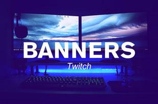 Twitch Offline Banners kaufen