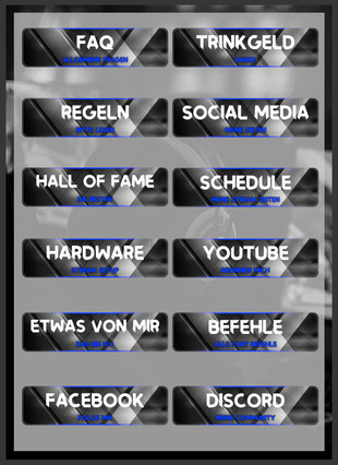 Twitch Panels 38