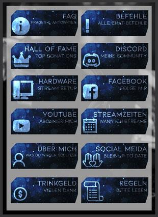 Twitch Panels 51