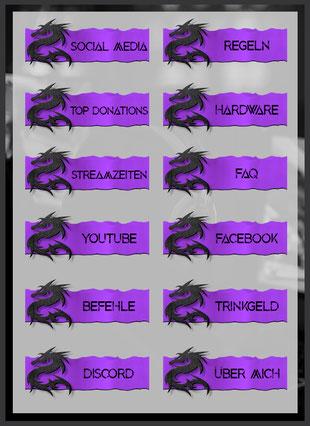 Twitch Panels 92