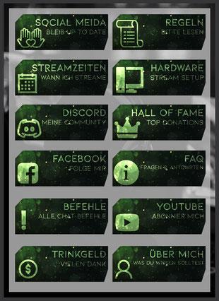 Twitch Panels 52
