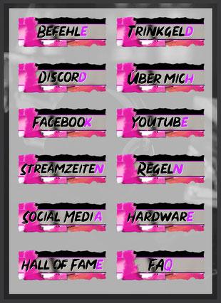 Twitch Panels 62