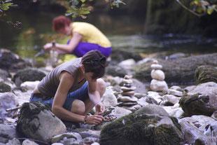 Impressionen CAS Naturbezogene Umweltbildung
